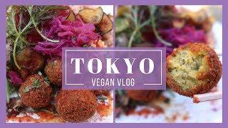 🥙 VEGAN IN TOKYO - CORI VEGAN FOODSTAND FALAFEL