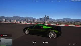 GTA V - Vehicle Top Speeds