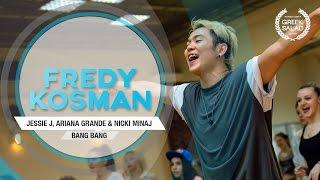 GREEK SALAD made by Fredy Kosman'15 [Jessie J, Ariana Grande & Nicki Minaj – Bang Bang] (SPb)