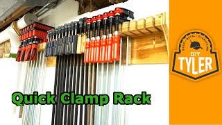 Quick Clamp Rack  036