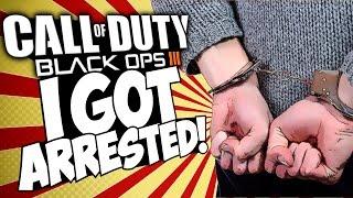 COD BO3: I GOT ARRESTED!