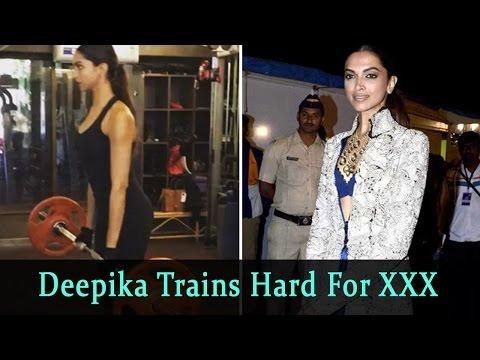 Xxx Mp4 Deepika Trains Hard For XXX Latest Bollywood News 3gp Sex