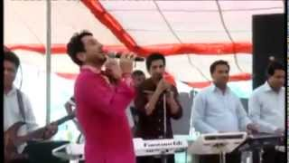 REAL SUFI REAL SOUL - 91 (GURDAS MAAN) Live Show..Punjab, india