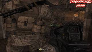 Call of Duty 4: Modern Warfare - | Missión 5 |