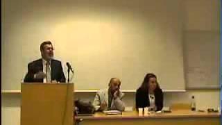Jakup Asipi Debat Univerzitet TETOVE (KLIP I GJATE) -nga studiobeka.com