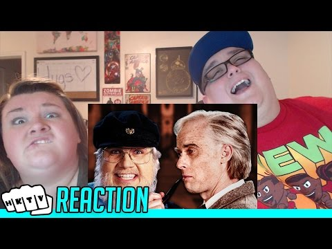 J.R.R. TOLKIEN VS GEORGE R.R. MARTIN ERB REACTION!!🔥