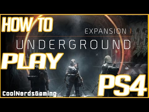 Xxx Mp4 How To Play Download The Underground DLC Ps4 3gp Sex