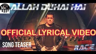 Allah Duhai Hai Song Lyrics | Race 3