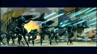 Ultimate Avengers 2: Rise of the Panther (2006) - Trailer