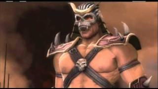 Mortal Kombat Story Mode Chapter 16 Raiden Vs Shao Kahn (Part 3/3)