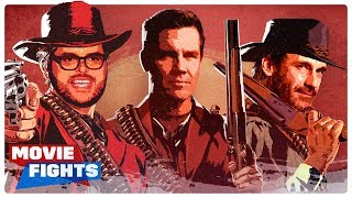 Who Should Make the Red Dead Redemption Movie? MOVIE FIGHTS