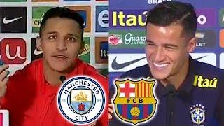 Alexis Sanchez & Philippe Coutinho Public Transfer Requests*