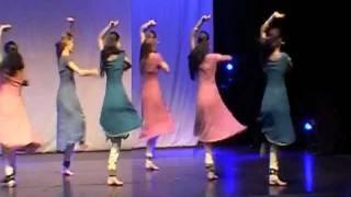 Pancha Bhuta - Innovative Indian Dance Theater