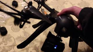 Contixo F17 Plus RC Quadcopter Drone 4K Ultra HD Camera with Test Flight