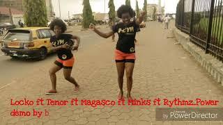 Locko ft Tenor ft Magasco ft Minks ft Rythmz_Power démo by b-LYM