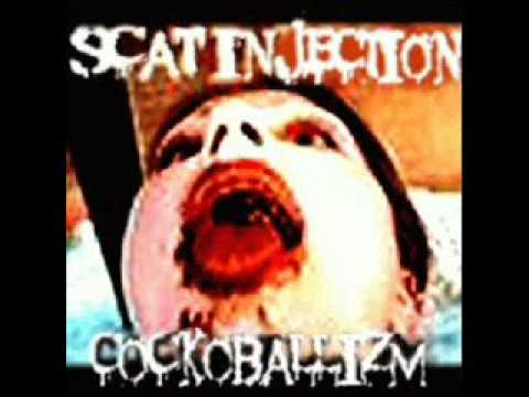 Scat Injection - Cockoballizm