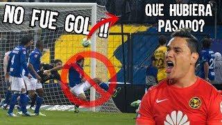 Que hubiera pasado si Moy fallaba el gol del Cruz Azul vs America 2013 Boser Salseo