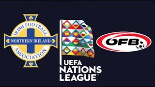 FIFA 19 NORTHERN IRELAND VS AUSTRIA UEFA NATIONS LEAGUE