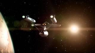 Star Trek Phase II Deutschland Intro with Walter Koenig