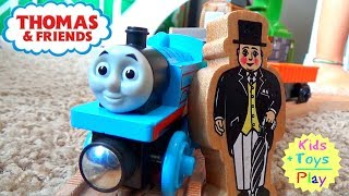Thomas and Friends Wooden Railway | Toby
