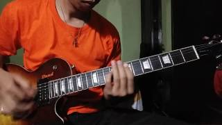 Ken A Rocks - Elang cover guitar by egi