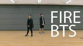 BTS(방탄소년단) _ FIRE (불타오르네) _ Lisa Rhee Dance Cover