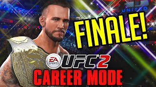 UFC 2 Career Mode - CM Punk - Ep. 18 -