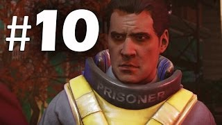 Infamous Second Son Part 10 - Reggie Takes Flight - Gameplay Walkthrough PS4