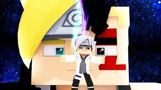 Minecraft: SARUTO - BORUTO OU KAWAKI? QUAL LADO SARUTO VAI ESCOLHER? #52