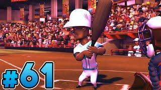 Super Mega Baseball Season Mode | Part 61 - Sirloins Try To End Our Streak! (PS4)