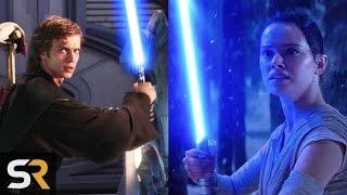 Hidden Truth Between Rey and Darth Vader?