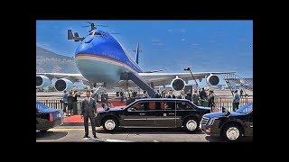 Donald Trump Presidential Escort Convoy Mod in Grand Theft Auto V Online
