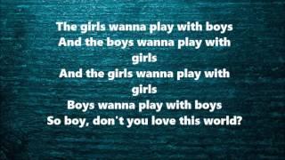 will i am   Boys & Girls ft  Pia Mia  Lyrics