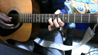 Aashiqui 2 love theme  - GUITAR TABS/LEADS FOR ABSOLUTE BEGINNERS LESSON