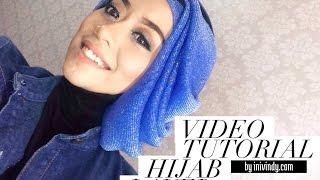 Tutorial Hijab Layer Bahasa Jawa