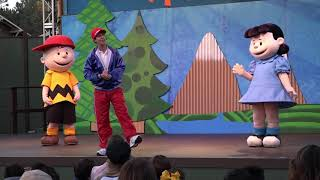 Lucy & Charlie Brown's Balancing Act FULL SHOW at Knott's Berry Farm Peanuts Celebration