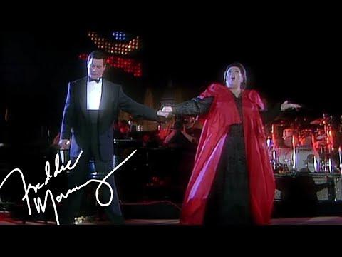 Freddie Mercury & Montserrat Caballé How Can I Go On Live at La Nit 1988