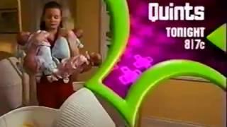 Disney Channel promo - Quints 2 (2007)