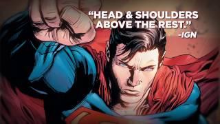 Superman: Rebirth – The Epic Begins