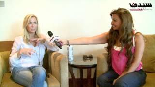 """""""سيدتي"""" تحاور النجمة الأمريكية Katherine Kelly Lang في أبو ظبي"""
