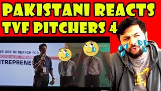 Pakistani Reacts to TVF Pitchers Episode 4 - F**kin Brilliant!