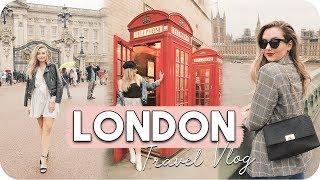 London Travel Vlog 🇬🇧 | MissMikaylaG
