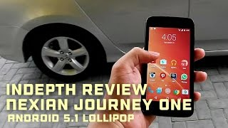 Review Nexian Journey One setelah satu minggu pakai - Indepth Review