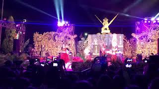 Glow Dance - Tari Kreasi at Buleleng Festival 2018