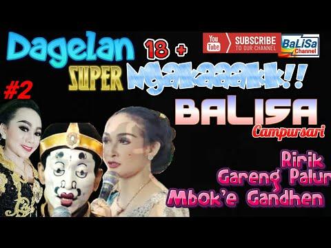 Xxx Mp4 DAGELAN SUPER NGAKAAK Gareng Mbok 39 E Gandhen Ririk CAMPURSARI BALISA 3gp Sex