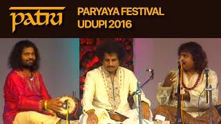 Patri Satish Kumar Solo at Paryaya Festival Udupi 2016