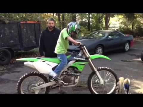 Taz 2012 N.C. Dirtbike Fun