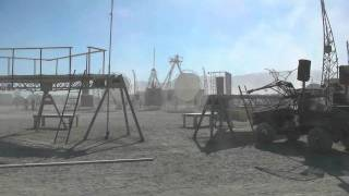 Burning Man 2011 - Stuck in a Dream