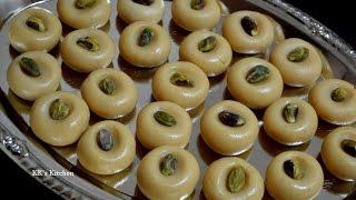 Instant Doodh Peda   Palokova   Easy & Tasty Indian Milk Dessert