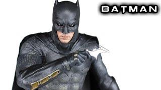 Hot Toys BATMAN BvS Sixth Scale Action Figure Review
